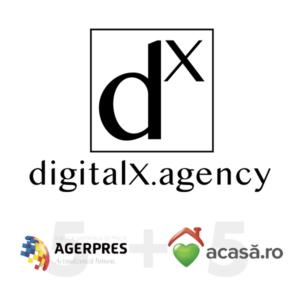 digitalx agency publicare agerpres acasa 5+5